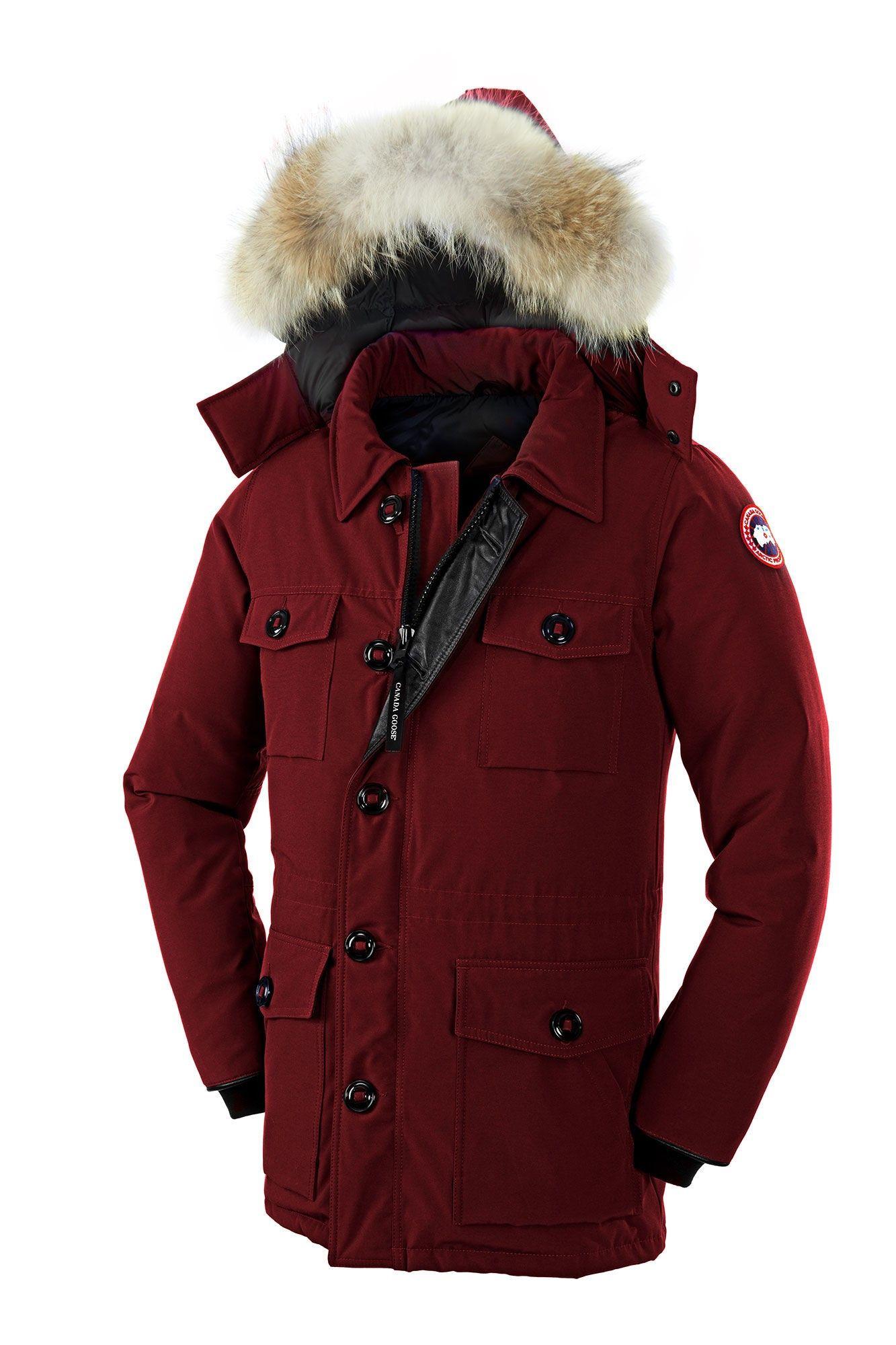 canada goose banff parka price