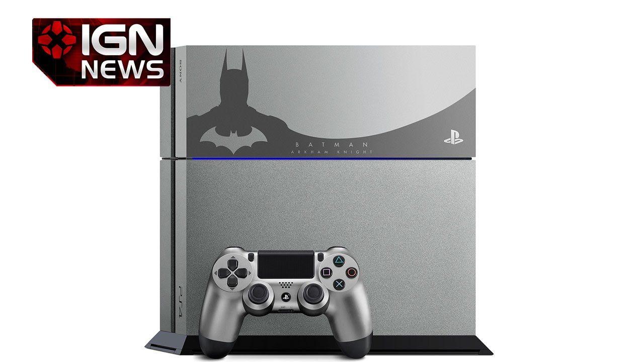 Zitate für zimmeraufkleber limited edition arkham knight ps console revealed  ign news  news