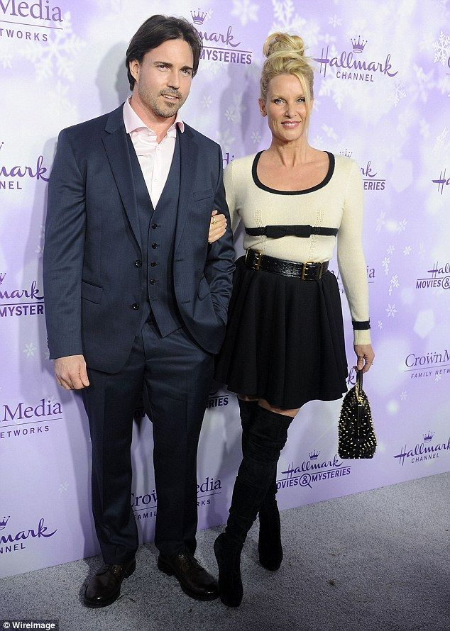 Double surprise: Nicollette Sheridan has filed for divorce from Aaron Phypers six months after tying the knot in a hush hush wedding, according to TMZ; the couple was pictured on January 8 at the TCAs in Pasadena, CA