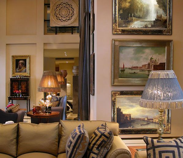 Fusion Style Interiors with Lebanese Influence Lebanese reference