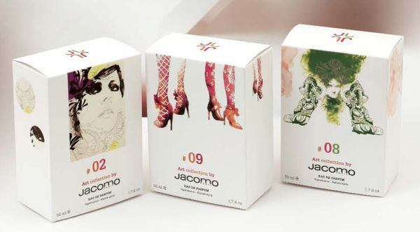Art Collection by Jacomo #09 Jacomo for women Pictures