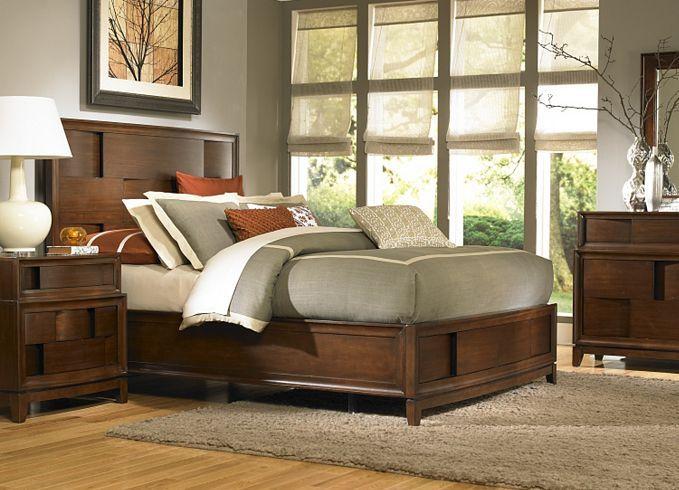 Bedroom Furniture, Eclipse King Storage Bed, Bedroom Furniture - farbe für schlafzimmer