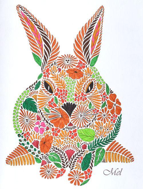 3 dessins colori s de animaux fantastiques de millie - Dessin animaux fantastiques ...