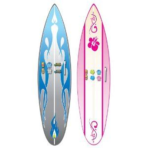 Magnetic Board Surfboard Surfing Surf Bedroom