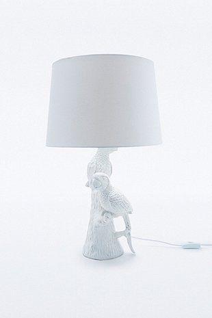 Cockatoo EU Plug Lamp