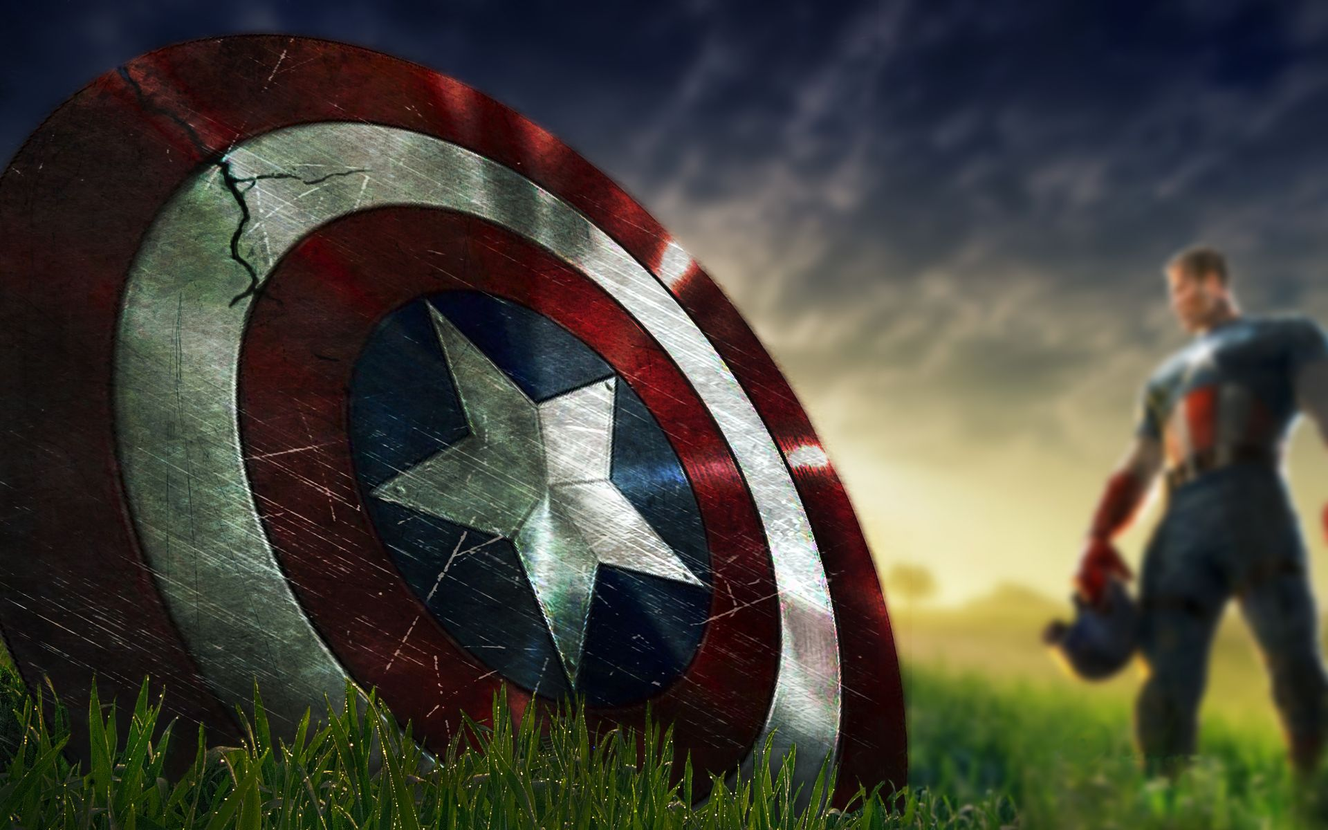 Captain America Wallpaper HD Captain america wallpaper
