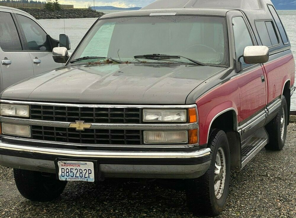 1991 Chevrolet Other Pickups C2500 1991 Chevrolet C2500