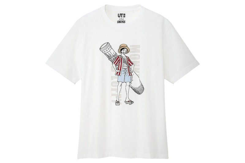 uniqlo ut drops one piece stampede t shirt collection uniqlo one piece watch one piece