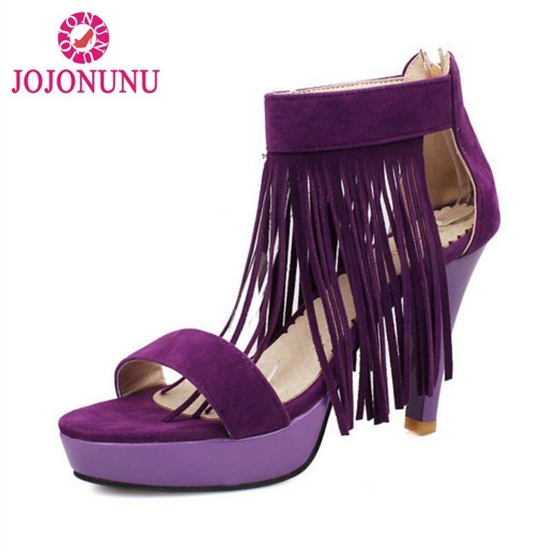 JOJONUNU Women Stiletto Dress Boots