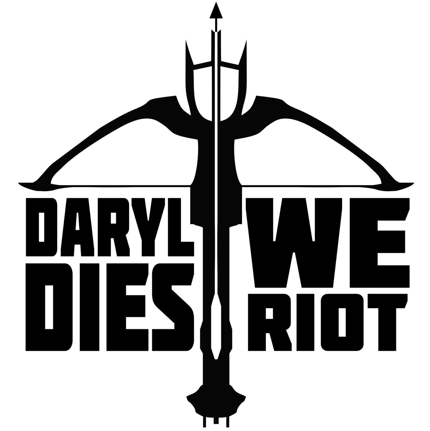 Walking Dead Sticker Car Truck Decal Vinyl Window Laptop Daryl Quote Crossbow By Lennysgraphics On Stencil Template Silhouette Cameo Projects The Walking Dead [ jpg ]