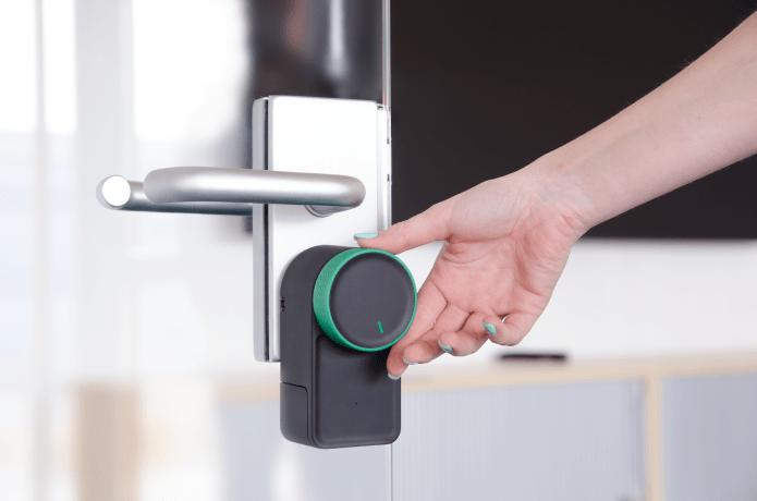 Keymitt Smart Lock Old Door New Life Smart Lock Wifi Smart