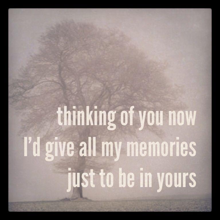 Dementia Journey Haiku: Thinking Of You Now