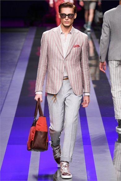 Sfilata Canali Milano Moda Uomo Primavera Estate 2013 - Vogue  78f6e53ec1c