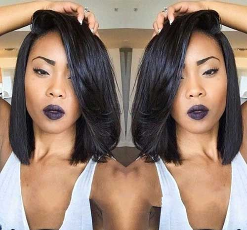 Black Women Bob Haircuts 2016 Hairstyles Short Hairstyles