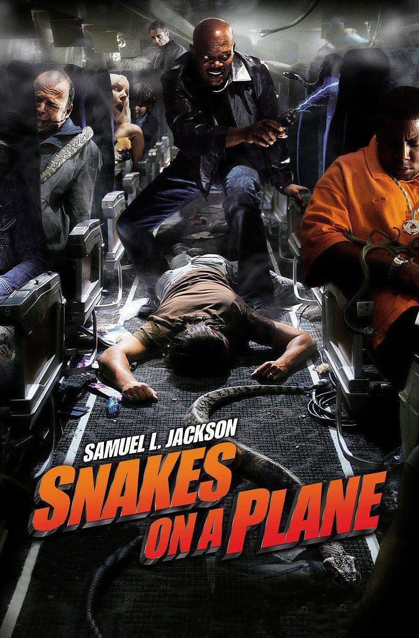 Snakes on a Plane; Of course this classic demands a sequel