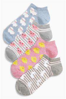 Womens Bed Socks, Trainer Socks, Fluffy