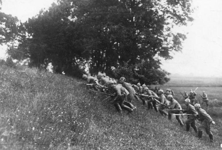 1914 Into The Fire War World War I Erwin Rommel