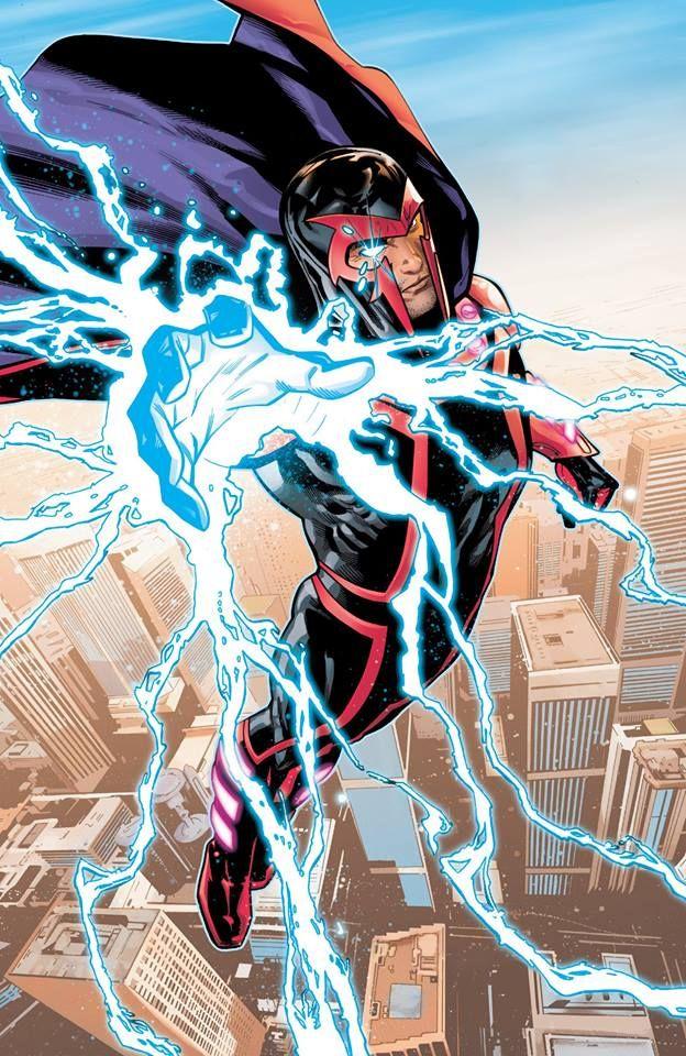Magneto Uncanny X Men Vol 4 5 Art By Greg Land Marvel Villains Marvel Marvel Characters