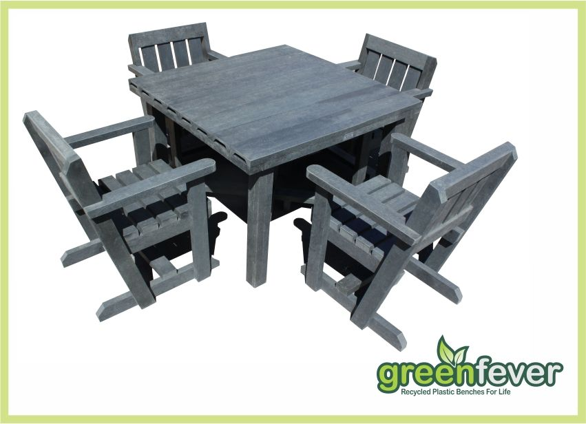 Manufacturers Of Quality Recycled Plastic Outdoor Furniture