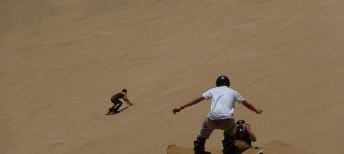 Swakopmund – An Adrenaline Junkies Paradisee
