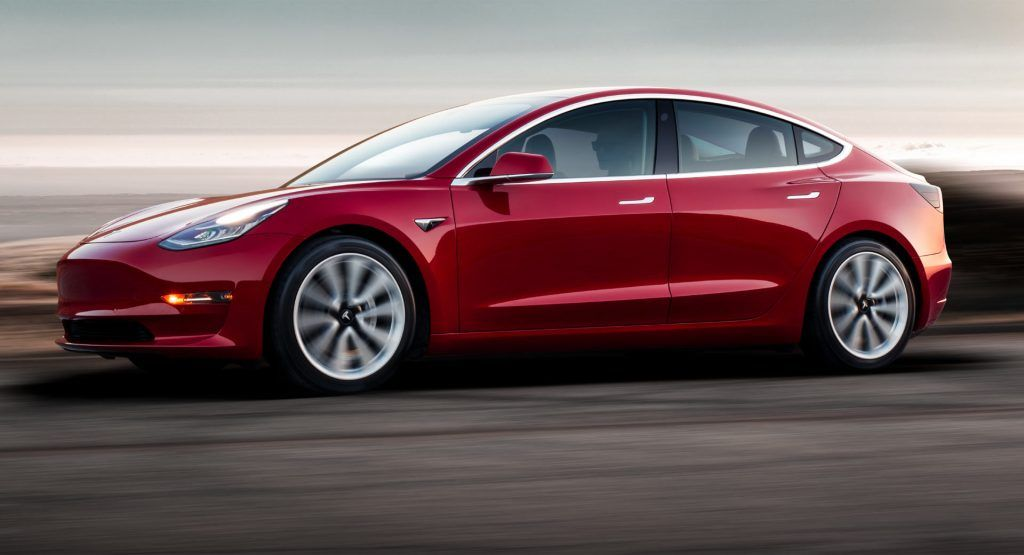 Tesla Delivers Its First Chinese-Made Model 3s
