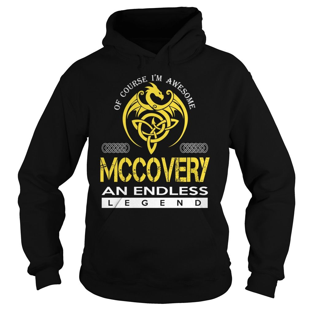 MCCOVERY An Endless Legend (Dragon) - Last Name, Surname T-Shirt
