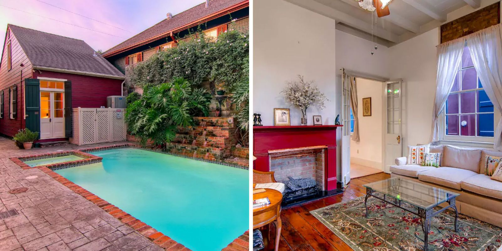 10 Beautiful Airbnb Rentals In New Orleans Airbnb Rentals New Orleans Bachelorette New Orleans