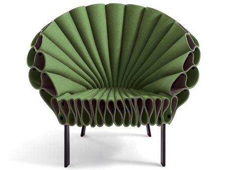 Original Design Armchair   PEACOCK By Dror Benshetrit   Cappellini Awesome Ideas