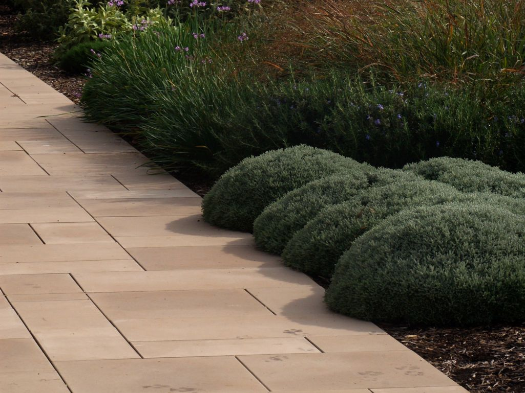eco outdoor feature projectmichael cooke garden design