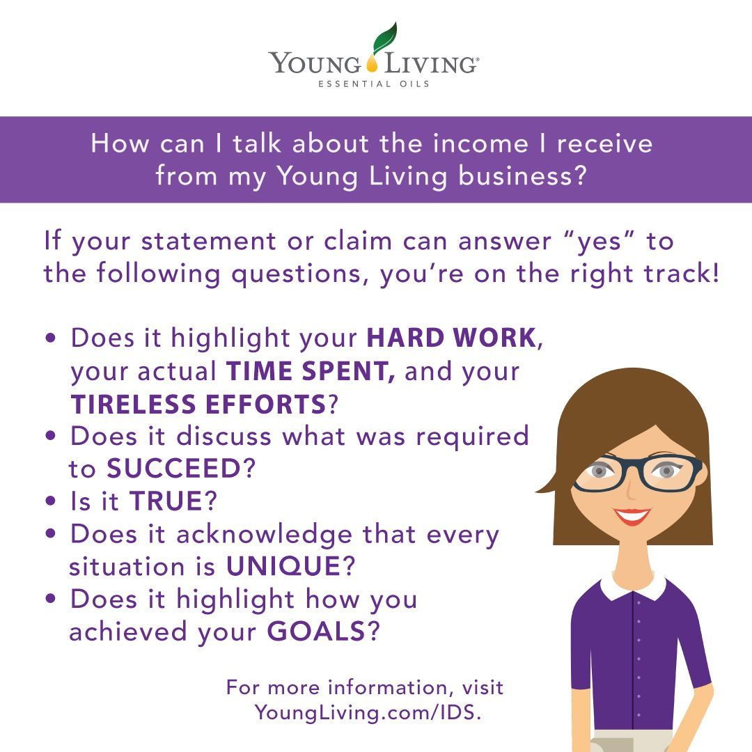 Pin On Young Living Conduct Success