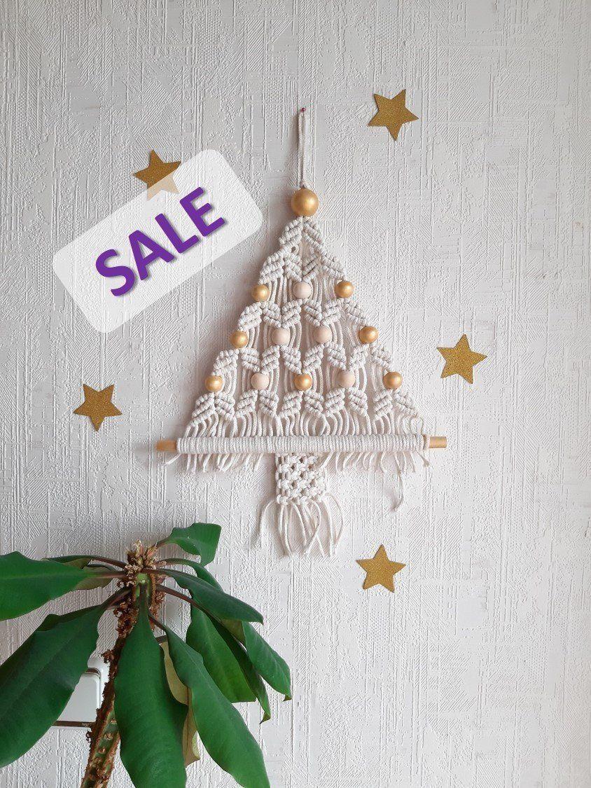 Items similar to xmas tree Christmas tree macrame Christmas decor knotted rope macrame xmas Items similar to xmas tree Christmas tree macrame Christmas decor knotted rope...
