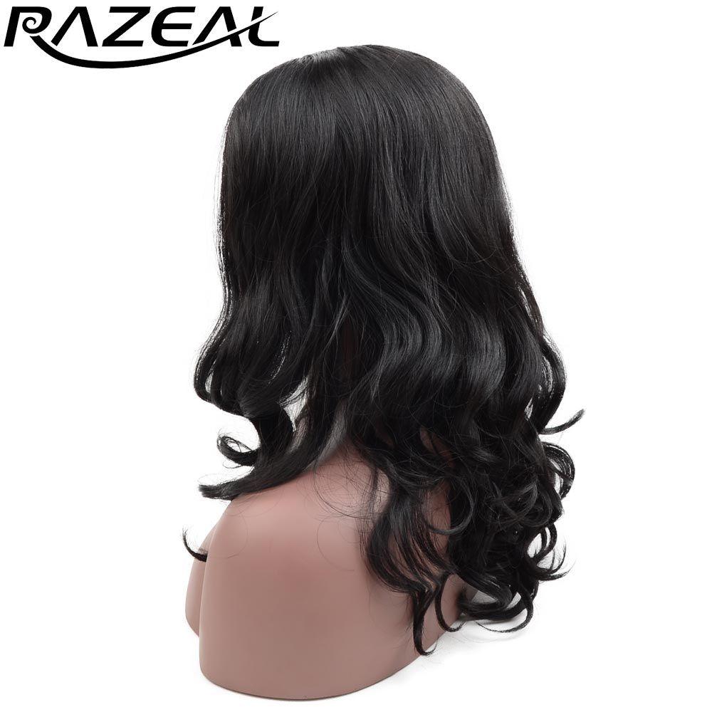 Free shipping buy best razeal long wavy hair heat resistant