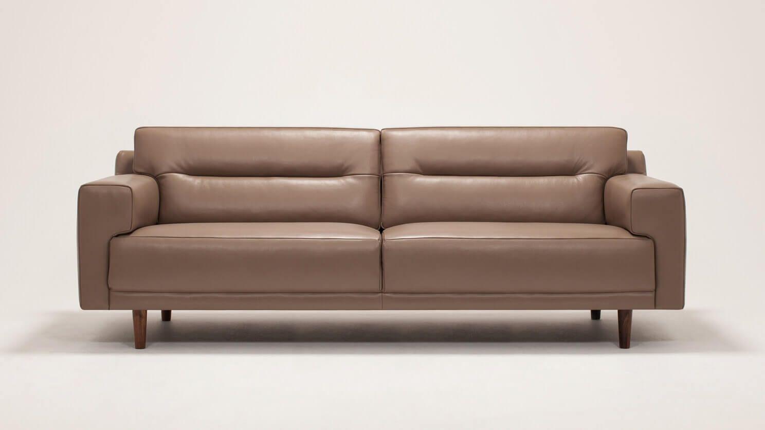 Remi Sofa Eq3 In 2020 Leather Sofa Furniture Leather Loveseat