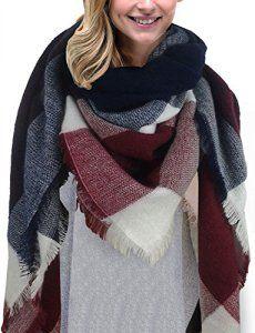 ec57f00074d9 Grande echarpe chale femme - Idée pour s habiller