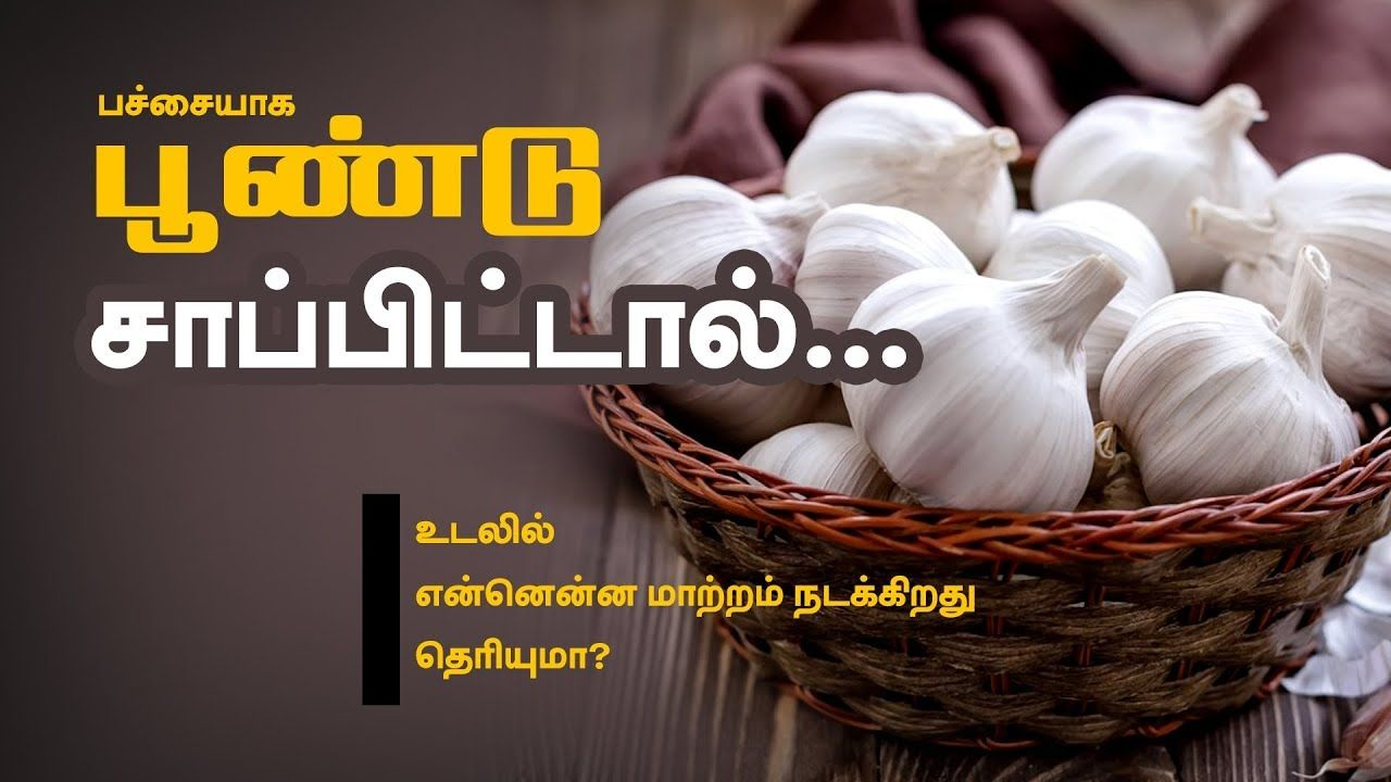 Know These Before Eating Raw Garlic Tamil Health Tips