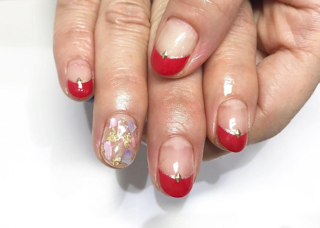 #nail#nailgram#resortnail#junjunnails#gelnails#palagel#fashion#beauty #kagurazak…