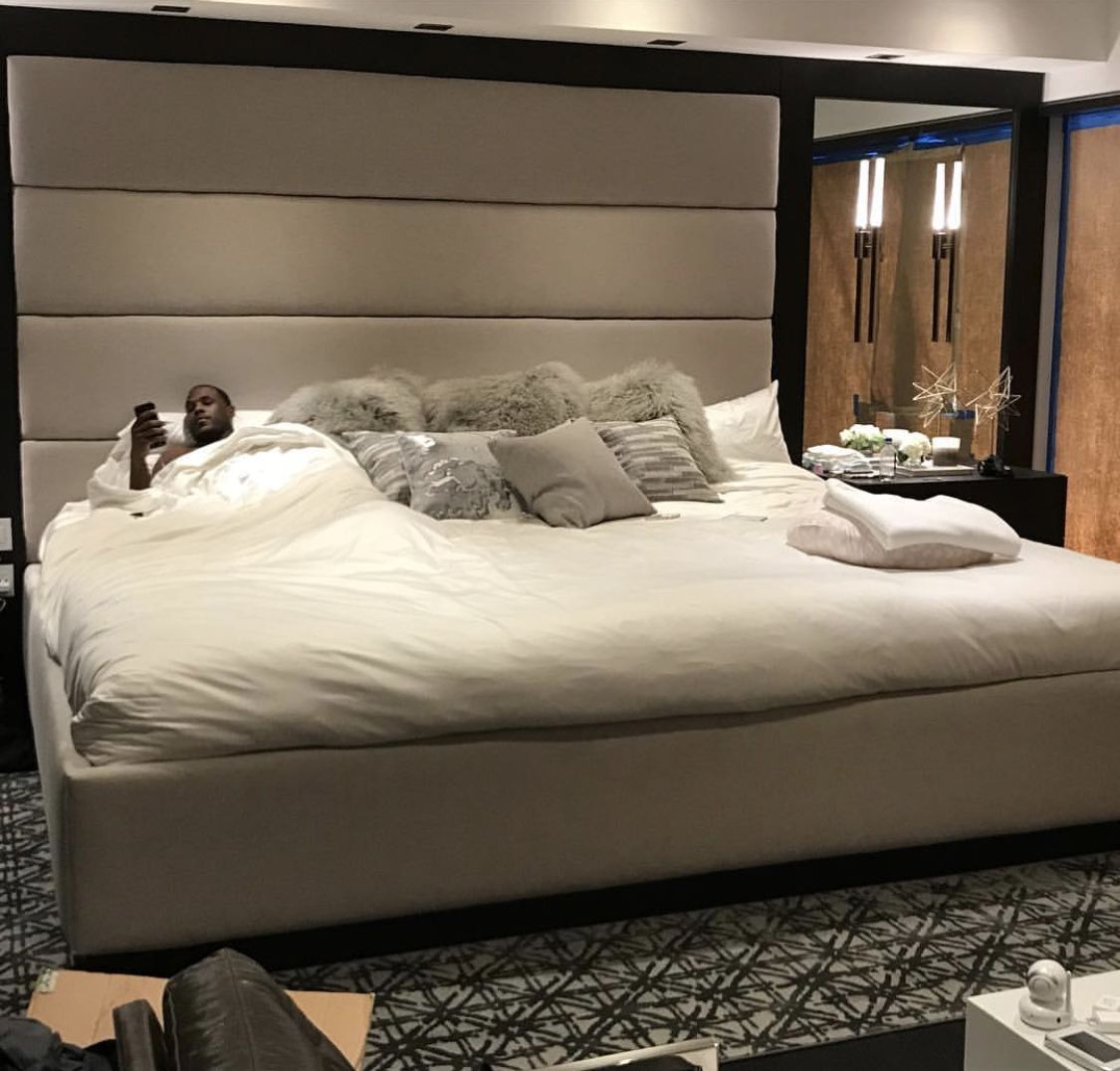 Unveiling The Maree Empereur We Installed For Dion Waiters Of The