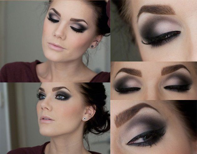 Best Eyeshadow For Grey Eyes Brown And Black Protect Your Lids