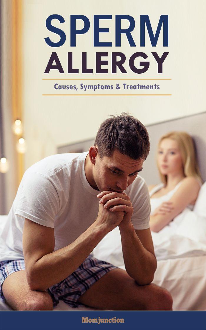 Sperm allergy pregnancy