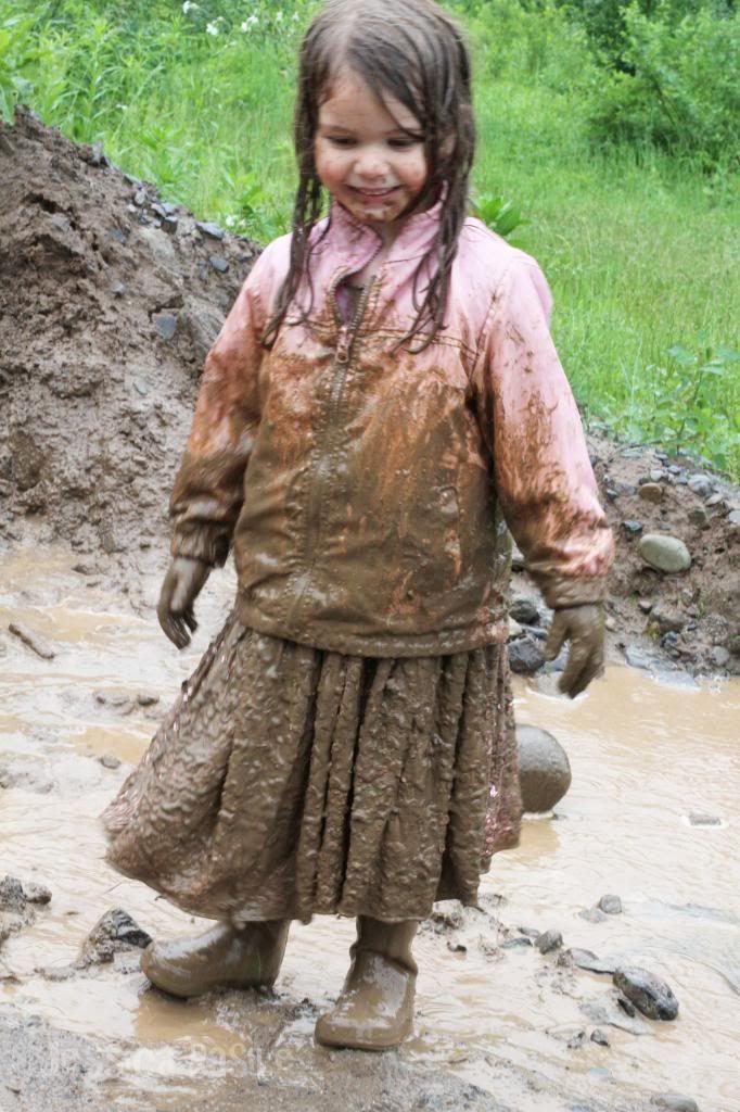 Let Your Kids Get Muddy Kids Our Kids Children