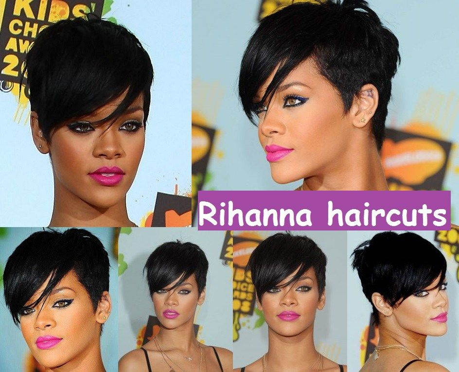 Rihanna Hairstyles rihannas hairstyles rihanna hairstyles The Best Rihanna Haircuts Images Collection Related To Rihanna Haircuts Rihanna Short Haircut Rihanna