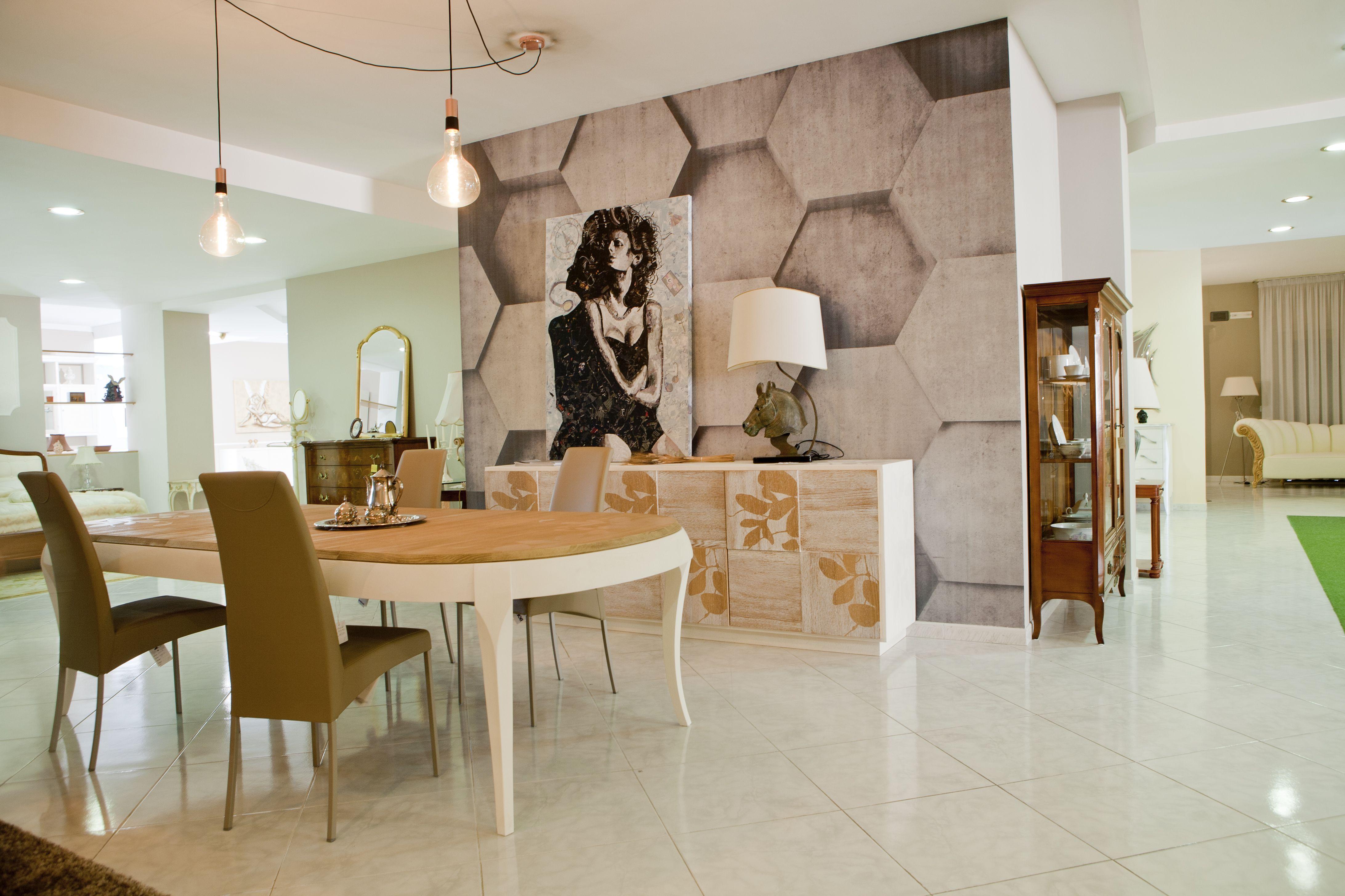 Madia #arredamento #living #interni #ideas #showroom #shabby