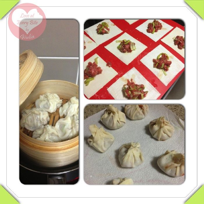 Dim Sum - Steamed Dumplings