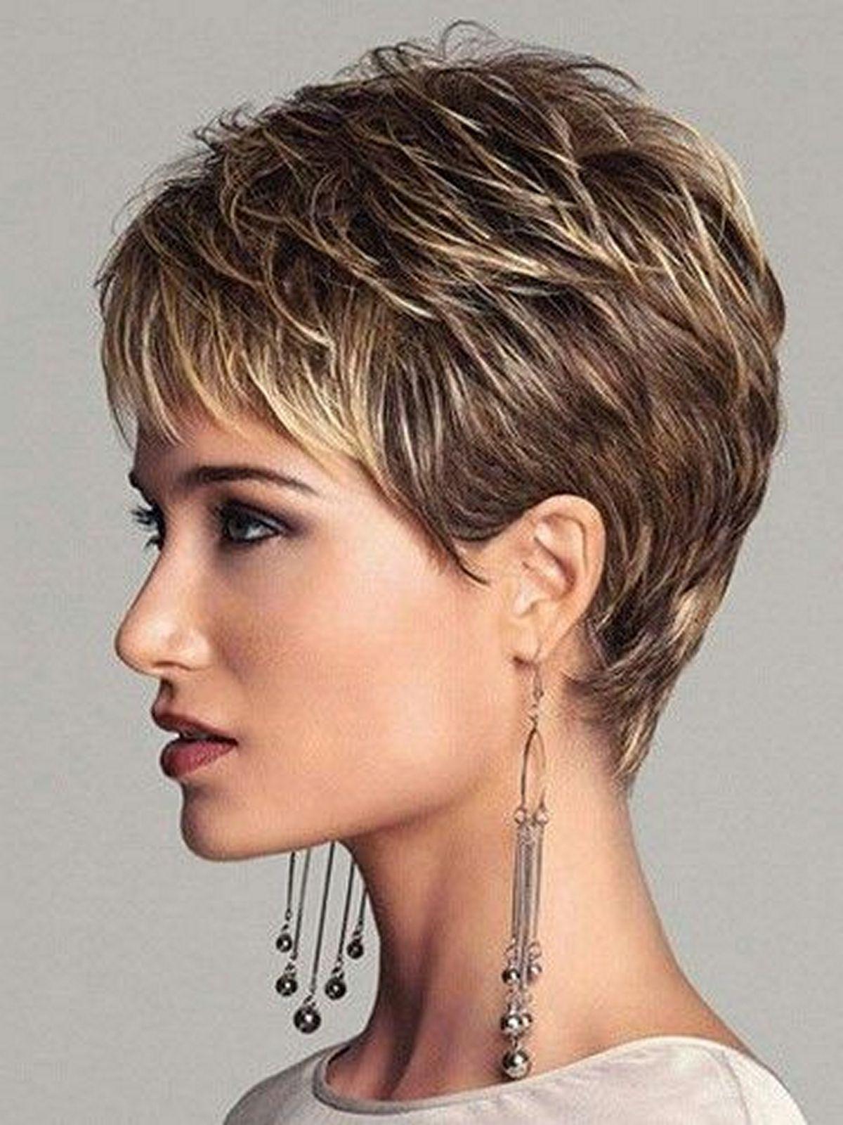 Pixie Haircuts For Women 53 Short Haircut Styles Short Hair Styles Pixie Haircut For Thick Hair