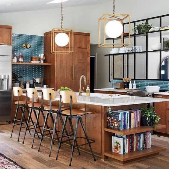 23 Mid-Century Modern Kitchen Ideas