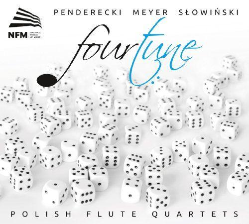 Lukasz Dlugosz - Four Tune: Polish Flute Quartets