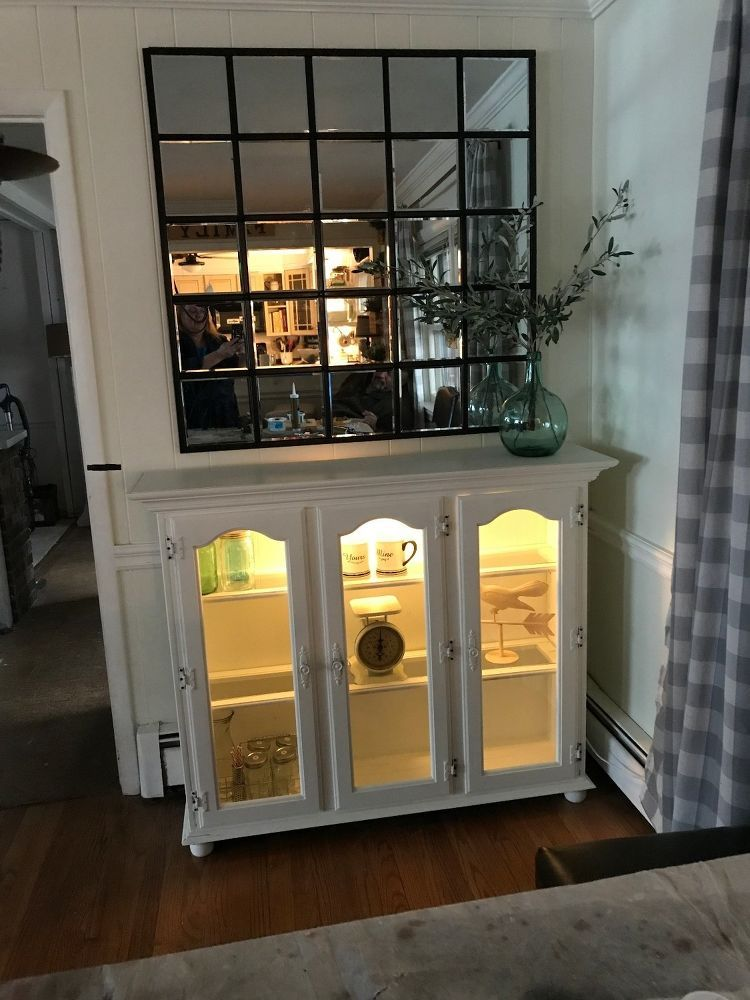 I Fell In Love With This Pottery Barn Mirror But Didnt The Price Tag Is How Made One For So Much Less