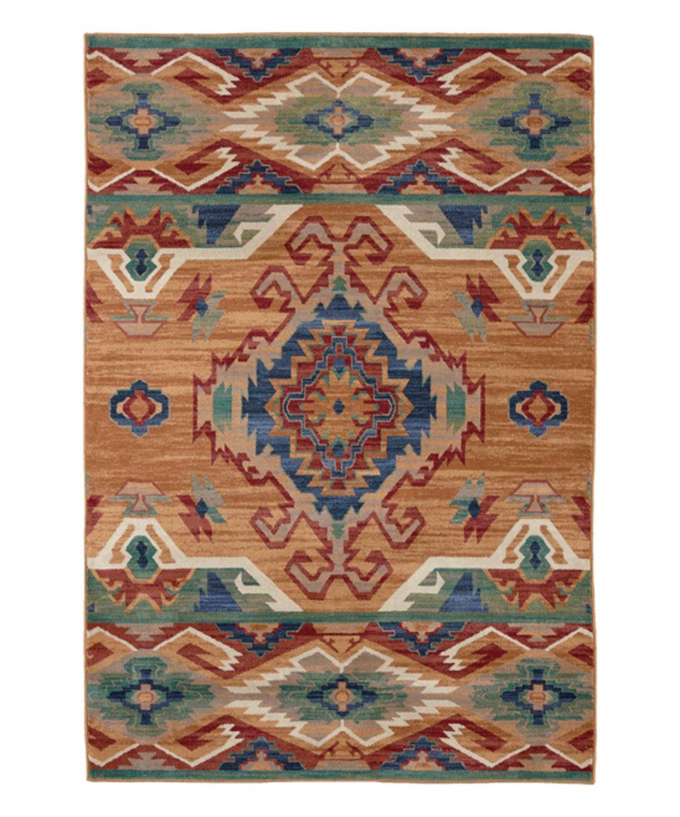 Take A Look At This Marigold Geometric Roswell Rug Today Tribal
