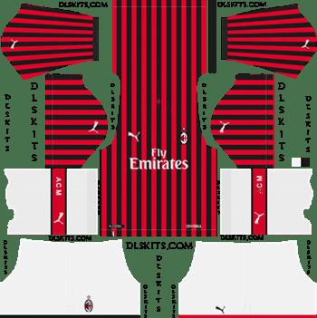 Pin By Ognjen Jovanovic On My Saves In 2020 Ac Milan Soccer Kits Ac Milan Kit