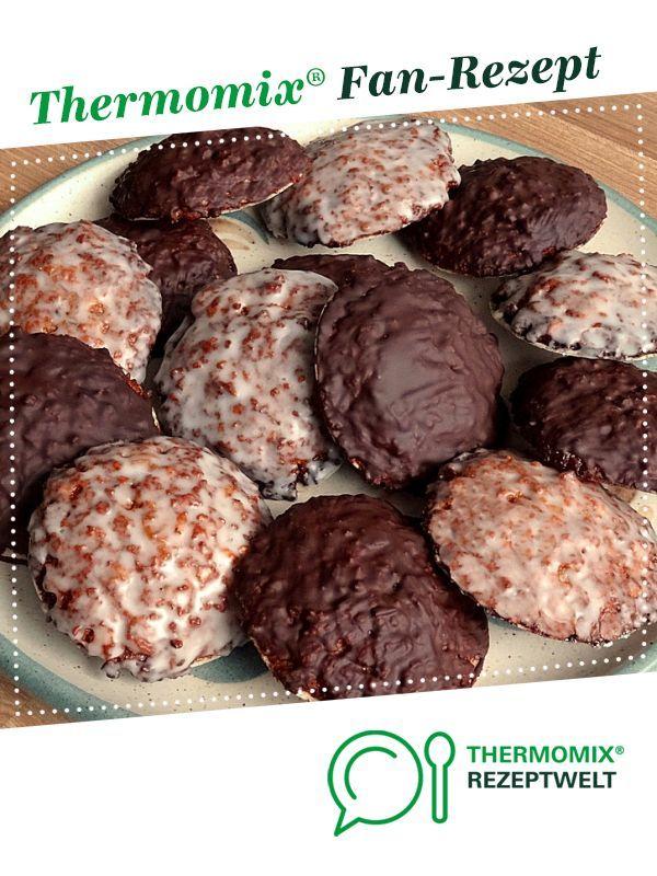 Nürnberger Elisen Lebkuchen ideal für die Lebkuchenglocke #easydesserts